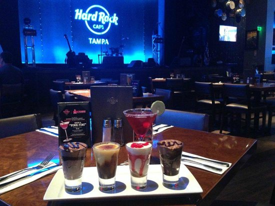 Hard Rock Cafe Restaurant Tampa Fl