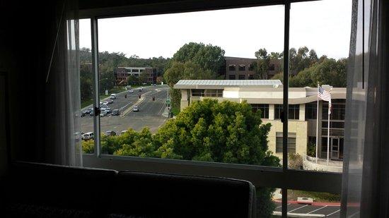 DoubleTree by Hilton San Diego - Del Mar: View of El Camino Real