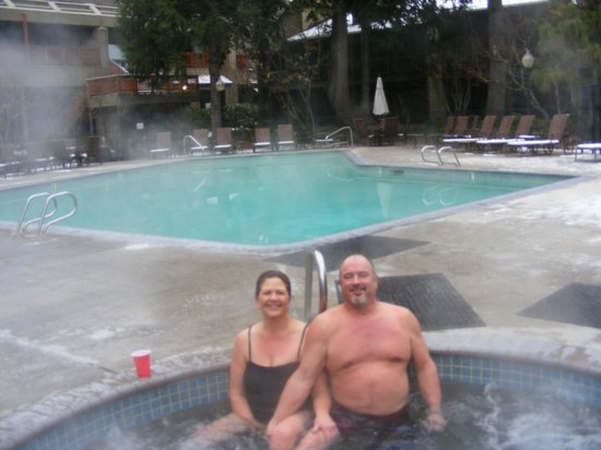 Resort at The Mountain, BW Premier Collection: Enjoyed the Jacuzzi and pool