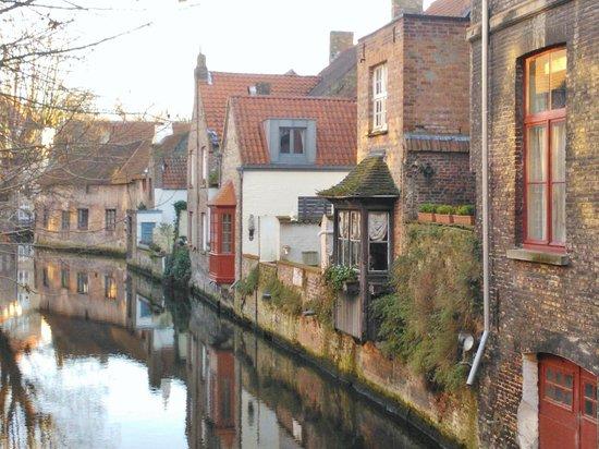 Hotel Van Eyck : Brujas