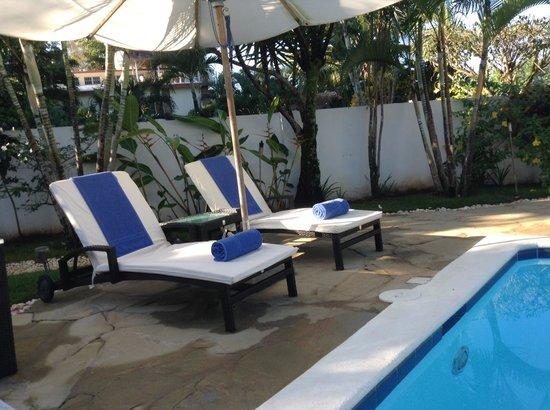 Casa Veintiuno: Great place to take a long nap