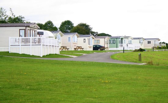 Meadow Lakes Holiday Park: Caravans for hire