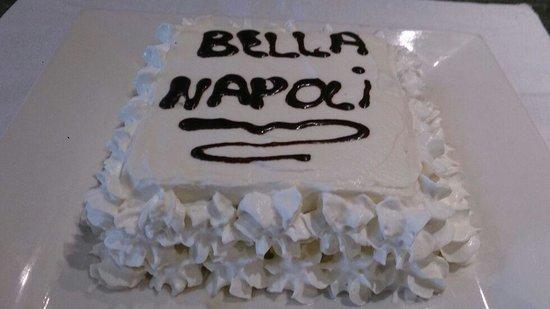 La Bella Napoli: Tiramisu