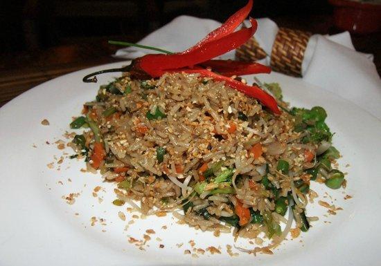Wok: Veggie Thai Fried Rice
