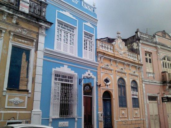 Pousada Casa Vila Bela: c est une maison bleue