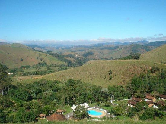 Monteiro Lobato, SP: Vista Aldeias do Paraíso