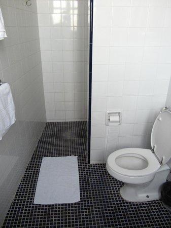 Pousada Redfish: Salle de bains.
