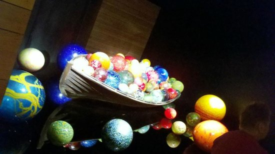 Chihuly Collection: The Boat Float