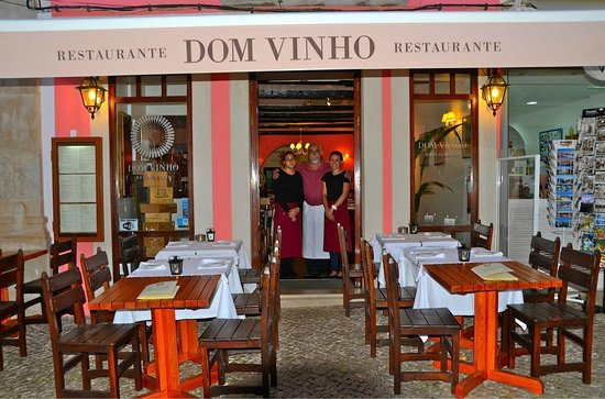 Dom Vinho Restaurant