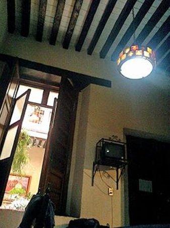 Hotel D'Atilanos : pé direito gigante <3!