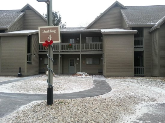 Best Western Inn & Suites Rutland-Killington: Outside