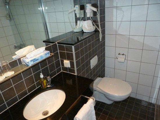Centerhotel Arnarhvoll: bathroom