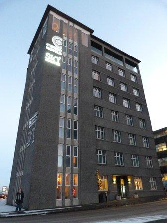 Centerhotel Arnarhvoll: hotel