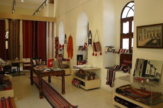 Sadu House: The shop