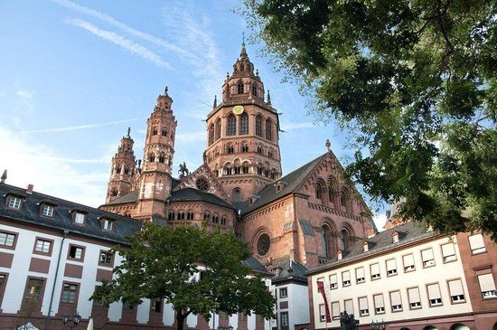 Hilton Mainz City: Local Attraction