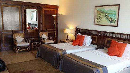 Maritim Jolie Ville Royal Peninsula Hotel & Resort: The Room