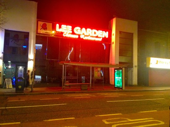 Wonderful Night Time View  Picture Of Lee Garden Restaurant Belfast  With Goodlooking Lee Garden Restaurant Night Time View With Adorable Garden Rose Arch Also Fairways Garden Centre Ashbourne In Addition Garden Bench With Cushion And Savage Gardens As Well As Restaurants In London Covent Garden Additionally Low Maintenance Garden Designs From Tripadvisorcouk With   Goodlooking Night Time View  Picture Of Lee Garden Restaurant Belfast  With Adorable Lee Garden Restaurant Night Time View And Wonderful Garden Rose Arch Also Fairways Garden Centre Ashbourne In Addition Garden Bench With Cushion From Tripadvisorcouk