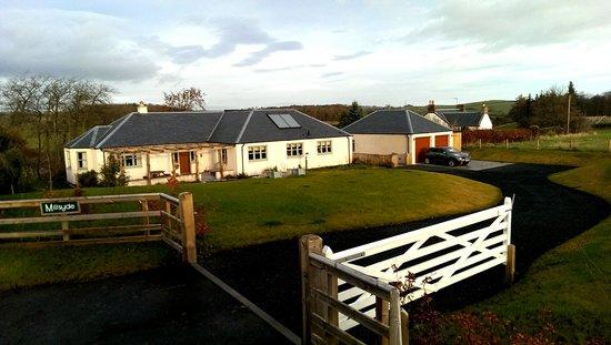 Hendersyde Farm Cottages: outside