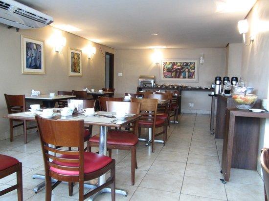 Hotel Saint Paul : Salle à manger