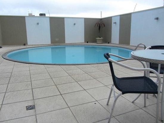 Hotel Saint Paul: Petite piscine