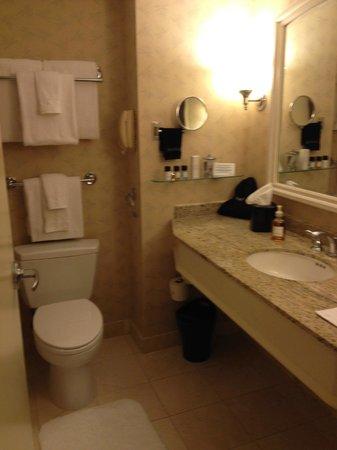 Seaport Boston Hotel: Bathroom