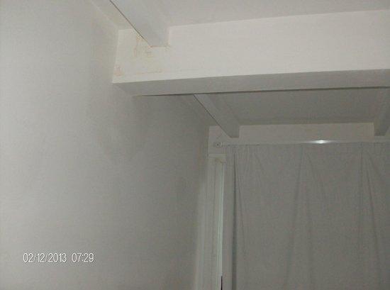 ARS Hotel: le mura ...bell' lavoretto