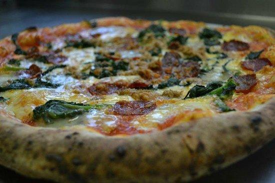 pizza gino picture of mamma 39 s simple food dinslaken tripadvisor. Black Bedroom Furniture Sets. Home Design Ideas