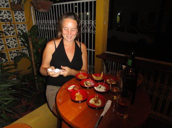 El Bocadito Tapas Restaurante Bar: Les tapas