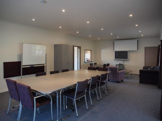 Oak Estate Motor Lodge and Conference Centre : Conference room