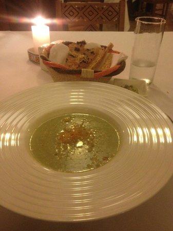 SUMAQ Machu Picchu Hotel: Cenando