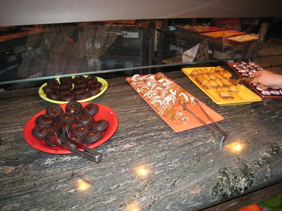 Tusker House: Some of the Desserts