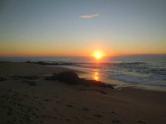 The Westin Los Cabos Resort Villas & Spa: Sunrise on the beach