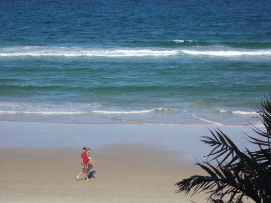 Spindrift On The Beach: Good beach for kids