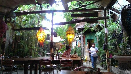 Youth Hostel Los Amigos: Social Area