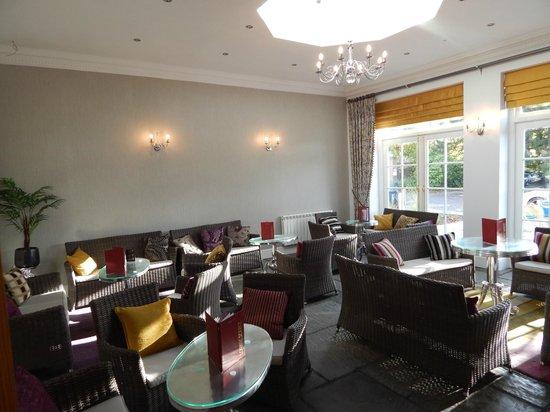 Milford Hall Hotel: Garden Room (Heated in Winter)