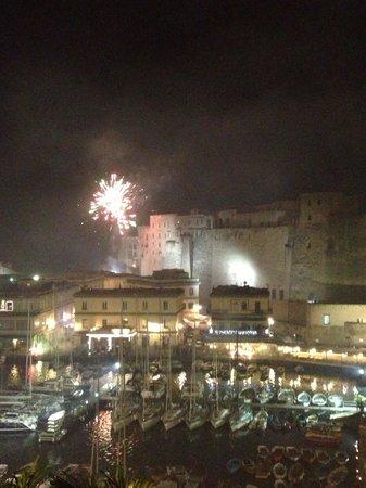 Grand Hotel Vesuvio: Fire works