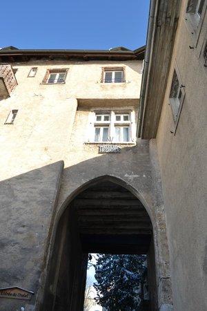 Castillo de Gruyères: Gruyères