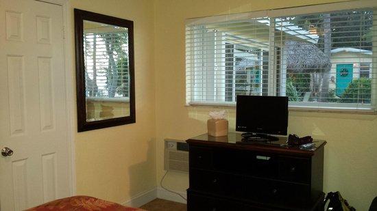 Bay Harbor Lodge: Bedroom cottage 3