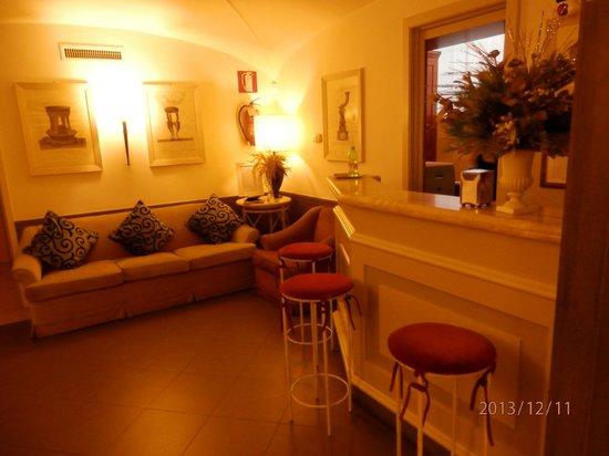 Villa Glori Hotel : в отеле