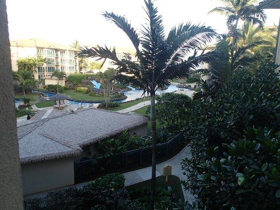 Waipouli Beach Resort: Beautiful grounds
