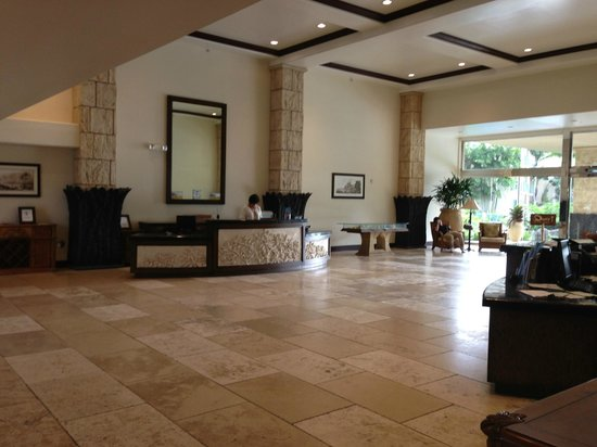 Waipouli Beach Resort: Lobby