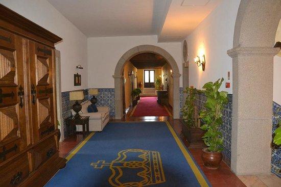 Hotel Sao Joao de Deus: The corridors was really beautiful