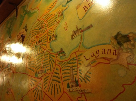 Osteria La Grotta: Mappa