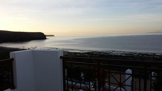 Gran Castillo Tagoro Family & Fun: Room 2102 in my opinion the best sea views in the complex