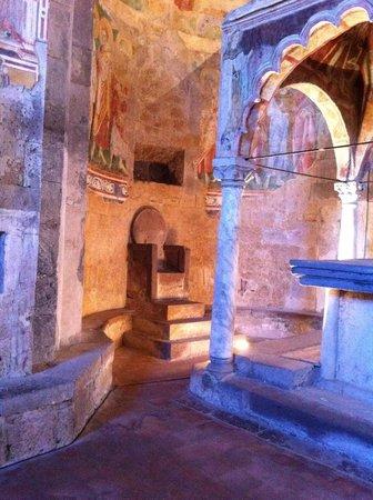 Santa Maria Maggiore, Abside