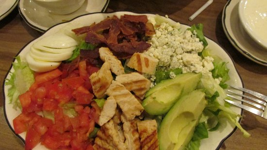 Pea Soup Andersen's : Cobb Salad