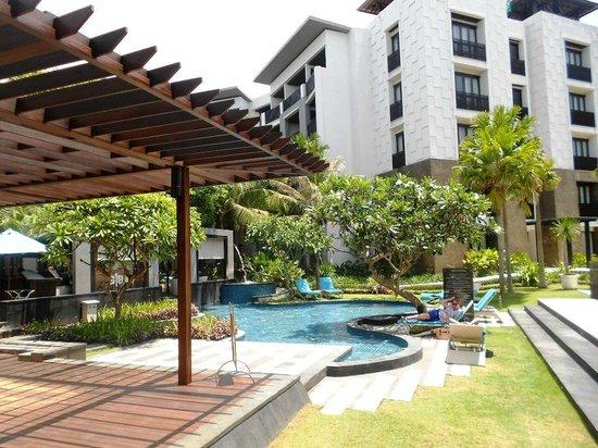 Pullman Bali Legian Nirwana: pool
