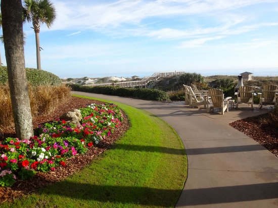 The Ritz-Carlton, Amelia Island: grounds