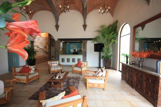 Hotel Guanajuato: Lobby