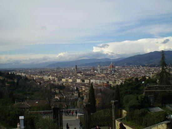Basilica San Miniato al Monte : Panorama